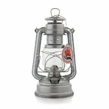 Feuerhand Hurricane Baby Special 276 Camping Paraffin Oil Lantern / Lamp - Zinc