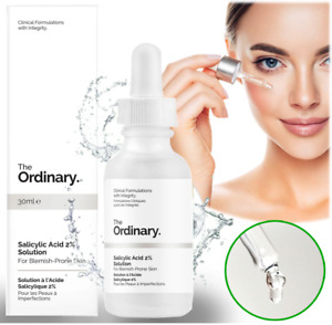 ✅[The Ordinary] Salicylic Acid 2% Solution 30ml New In Box **Authentic**✅