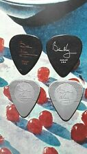 Queen Brian May set of 4 2005 Return Of the Champions Tour guitar picks