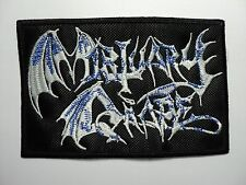 MORTUARY DRAPE   EMBROIDERED PATCH