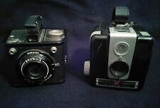 2 Vintage Kodak Brownie Camera, Hawkeye and Flash Six - 20