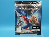 film neuf blu ray 4K ultra HD spider man le destin d'un heros
