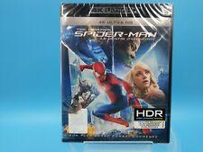 film neuf blu ray 4K ultra HD spider man le destin d'un heros