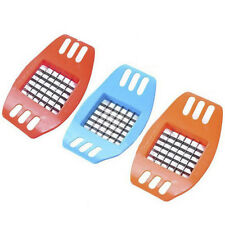 Useful Fry Potato Chip Cut Cutter Slicer Chopper Easy Kitchen tool high quality