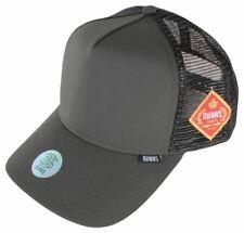 Djinns Mens Cigar Trucker Cap - Black