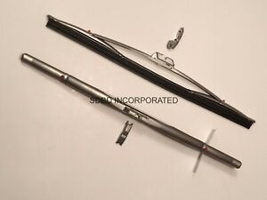 "1961-1970 Jaguar XKE (E Type) Anco Wiper Blades 12"" in length"