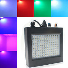 Coroful RGB LED DJ Strobe flash Light 108 LED SMD 5050 For Clube Disco Party