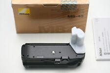 Nikon Griff MB-40 für Nikon F6, NEU!