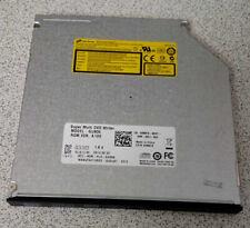 AS hp Laptop SATA Slim 9.5mm DVD-RW Burner Drive GU90N Tested Good