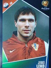 Panini 170 Jerko Leko Kroatien UEFA Euro 2004 Portugal