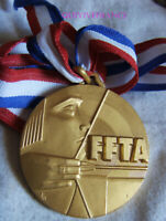 MED10604 - MEDAILLE TIR A L'ARC CHAMPIONNAT DE FRANCE MARGNY LES COMPIEGNE 1993