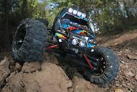 Traxxas Summit 1/16 4WD Electric RC Monster Truck RTR wBatt+Char *Store Display*