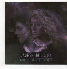 (GS701) Lauren Housley, Ghost Town Blues - 2015 DJ CD