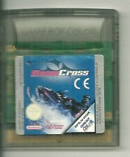 JEU GAME BOY COLOR NINTENDO : SNOW CROSS - SPORT D' HIVER