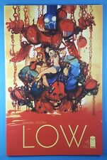 LOW #5 Rick Remender Greg Tocchini Image Comics 2014 First Print