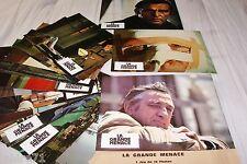 LA GRANDE MENACE ! l ventura jeu 16 photos cinema lobby cards fantastique 1978