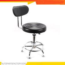 Adjustable Salon Bar Shop Swivel Stool Bench Black Hydraulic Office Swivel Chair