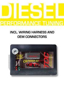 Digital Chiptuning PowerBox fits Isuzu Trooper 3.0 DTI Common Rail Diesel Engine