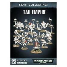 Tau Empire Warhammer 40K Miniatures with/Bulk Lots