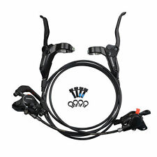 SHIMANO BR-BL-M315 MTB Hydraulic Disc Brake Set Front and Rear Black
