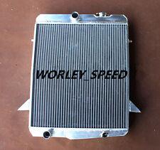 Aluminum Radiator For TRIUMPH TR4A 56MM 1965-1967 1965 1966 1967