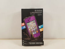 "NEW Waterproof Case by Lifeproof FRE for 4.0"" iPhone 4s & iPhone 4 COLORS"