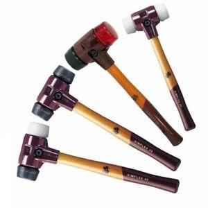 HALDER Schonhammer Baseplex 25mm CA Nylon Halder Schonhämmer Handwerkzeuge 2 S