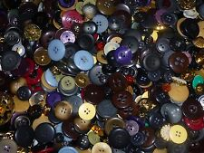 Job Lot 1 kg Assorted Buttons. Excellent mix. ( AB1.5 ) 1kg