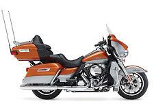 Harley Electra Glide Ultra Limited FLHTK 2010-2016 Chrome Inner Shift Rod Lever