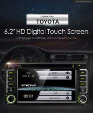 AUTORADIO TOYOTA RAV4 NAVIGATORE GPS DVD USB SD MP3 BLUETOOTH CANBUS XTRONS