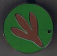 TRACKING Badge Wilderness Explorer DLR Up ! 2013 Hidden Mickey Disney Pin 94961