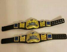 WWE SMACKDOWN TAG TEAM CHAMPIONSHIP WRESTLING FIGURE BELT ACCESSORY MATTEL ELITE
