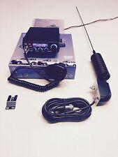 4x4 CB Radio AM/FM Starter Kit Team TS-6M Mini Springer CB Antenna & Side Mount