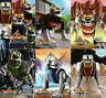 Voltron Defenders of Universe Preview Set ~ 6-CARD PROMO SET +MVLE1 & Insert LE1