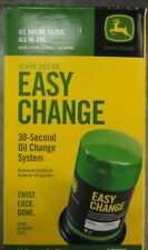 John Deere Genuine OEM Easy Change Oil Filter AUC12916 E120 E130 E150 E160 E170