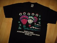 Soukup & Thomas Museum Tee - Vintage Mitchell South Dakota Balloon T Shirt Large
