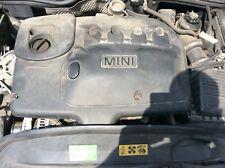 BMW MINI ONE DIESEL 1.4cc ENGINE COMPLETE NON EXCHANGE 90k