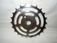 Vintage J.C Higgins bicycle sprocket Skip tooth Mercury bicycle chainring