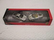 FAO Schwarz Hot Wheels 360 Series Ferrari 360 Modena & 360 Spider 1:43 Scale