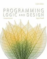 Programming Logic and Design, Comprehensive by Joyce Farrell (2014, Paperback)