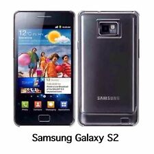 Samsung Galaxy S2 SII crystal clear ultra thin hard case BUY 2 GET A 3rd FREE