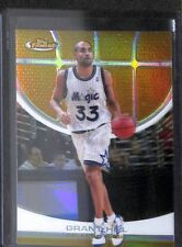 2005-06 Topps Finest Gold Refractor #7 Grant Hill No 31 of 39