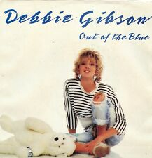 GIBSON, Debbie  (Out Of The Blue)  Atlantic 7-89129 + Picture sleeve