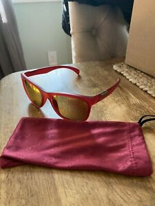 Suncloud sunglasses - Red frames / Red Lenses
