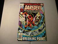 DAREDEVIL #147 Purple Man (1977, Marvel Comics)