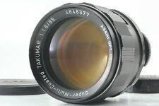 【Exc5】 PENTAX Super Multi Coated Takumar 85mm f1.8 SMC from JAPAN #150