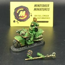 Space Marines - Librarian on Bike - #27177