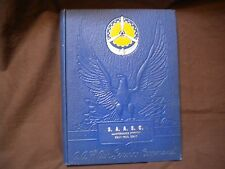 S.A.A.S.C. Maintenance Division Kelly Field, Texas Yearbook
