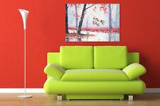 Leinwand Keilrahmenbild Kunstdruck Wandbild Canvas Natur 50x70 cm