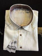 Linen Long Sleeve Regular 3XL Casual Shirts for Men